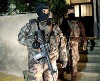 Emniyet PKK'nın gırtlağına çöktü: Onlarca gözaltı var