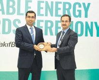 VakıfBank'a enerjik ödül