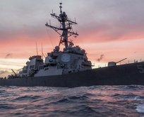 ABD dünya çapındaki tüm deniz operasyonlarını durdurdu