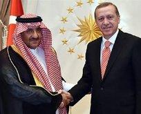 Veliaht Prens Türkiyeye geliyor