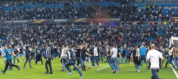 Kartalın yaptığı itirazı UEFA kabul etmedi
