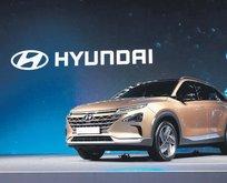 Hyundai fişe taktı
