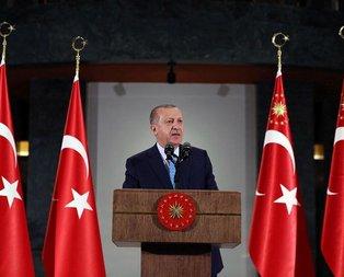 Cumhurbaşkanı Erdoğan açıkça uyardı