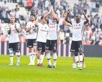 Beşiktaş'ın sahasında bileği bükülmüyor