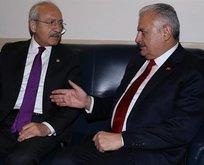 Kılıçdaroğlundan Başbakan Yıldırıma telefon