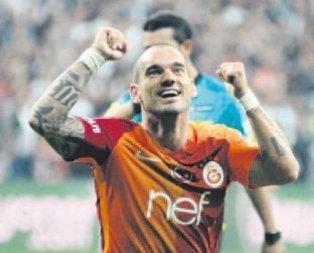 Sneijder: Şampiyonluk istiyorum