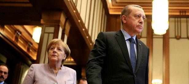 Erdoğandan Almanyaya kritik ziyaret