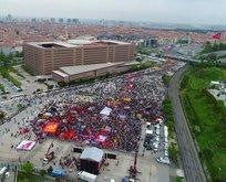 Bakırköy'de meydan boş kaldı