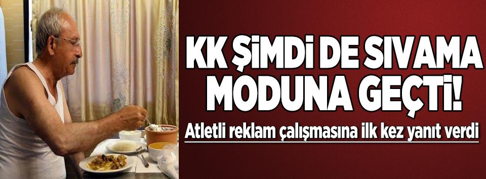 Kılıçdaroğlundan atlet açıklaması