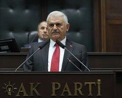 Başbakan Yıldırım yeniden AK Parti Grup Başkanı seçilecek