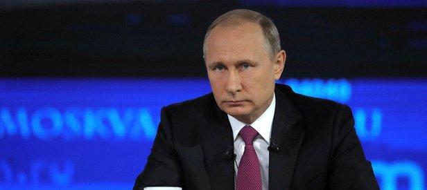 Putinden ABDye misilleme
