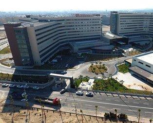 Mersin Şehir Hastanesiden büyük başarı