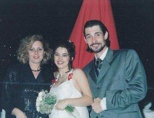 İşte ünlülerin düğün fotoğrafları