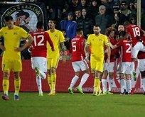 UEFA Avrupa Liginde gecenin sonuçları!