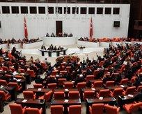 TBMMden CHPnin iddialarına yalanlama