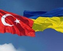 Ukrayna ile serbest ticaret başlıyor