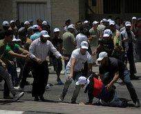 İsrail polisi bir Filistinliyi şehit etti