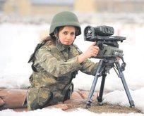 Kadın subay sayısı artacak