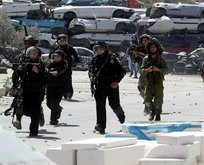 İsrailden bir barbarlık daha!