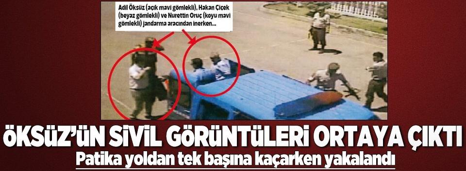 FETÖcü Öksüzün sivil görüntüleri ortaya çıktı