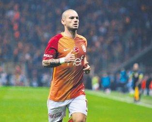 Sneijder'de sakatlık şüphesi