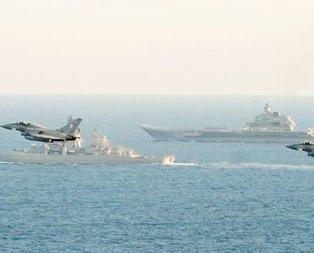 Rus savaş uçağı İngiliz ordusunu alarma geçirdi