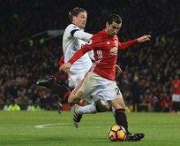 Manchester United çıkışını sürdürdü