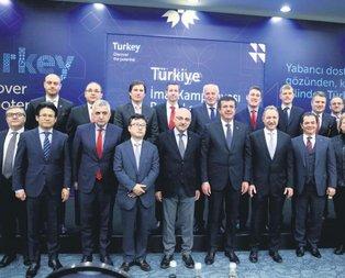 Türkiye'yi dünyaya CEO'lar anlatacak