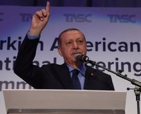 Erdoğanın konuştuğu salonda olay çıkaranların kim olduğu ortaya çıktı