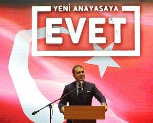 """""""Bu Türkiye için tarihi bir şanstır"""""""