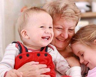 Büyükanne desteği o illerde başlıyor!