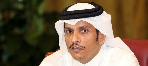 Tek şartımız Katarın egemenliğine dokunulmaması