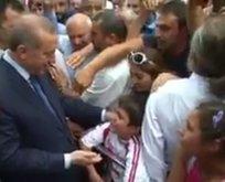 Çocuklardan Cumhurbaşkanı Erdoğan'a sürpriz