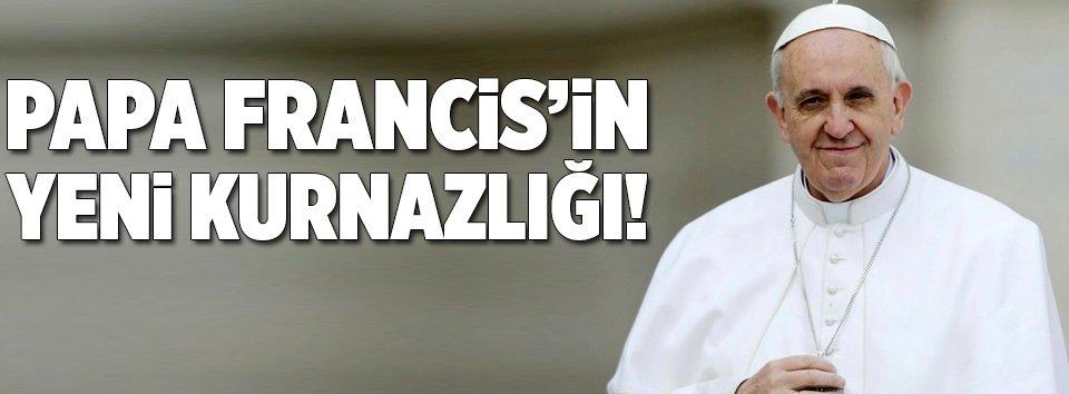 Papa Francis'in yeni kurnazlığı