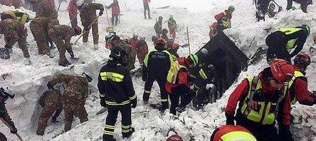 İtalyada helikopter düştü