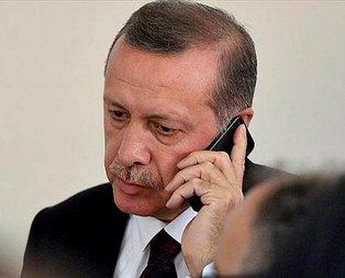 Erdoğandan Atambayeve taziye telefonu