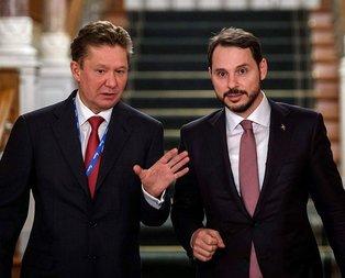 Türk Akımı 2019da bitebilir