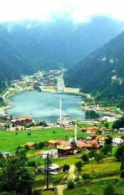 Karadeniz'e turist akını