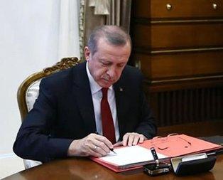 Cumhurbaşkanı Erdoğan AYMye 2 yeni üye atadı