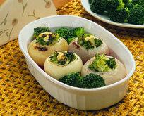Brokolili Soğan Dolması Tarifi