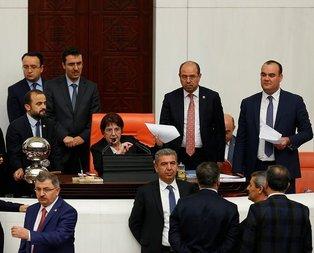 Anayasa değişikliğini sabote eden CHP'den yeni taktik