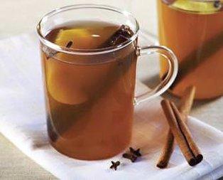 Karanfilli Sıcak Çay Tarifi