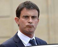 Fransa Başbakanı Valls istifa etti