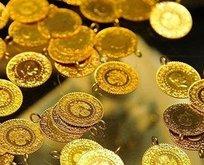 Tasarruf edene çeyrek altın