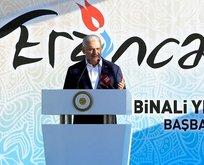 Başbakan Yıldırım Erzincanda konuştu