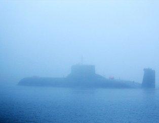 Rus Denizaltısı harekete geçti