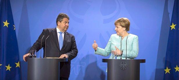 Alman bakan Gabrielden küstah Türkiye açıklaması