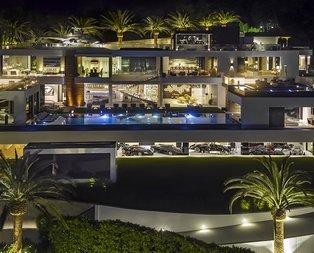 ABDnin en pahalı evi yeni sahibini bekliyor!
