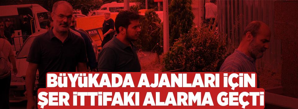 Büyükada ajanları için PKK yandaşları ve FETÖ devrede