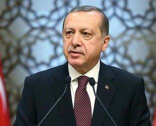 Cumhurbaşkanı Erdoğandan teşkilatlara uyarı
